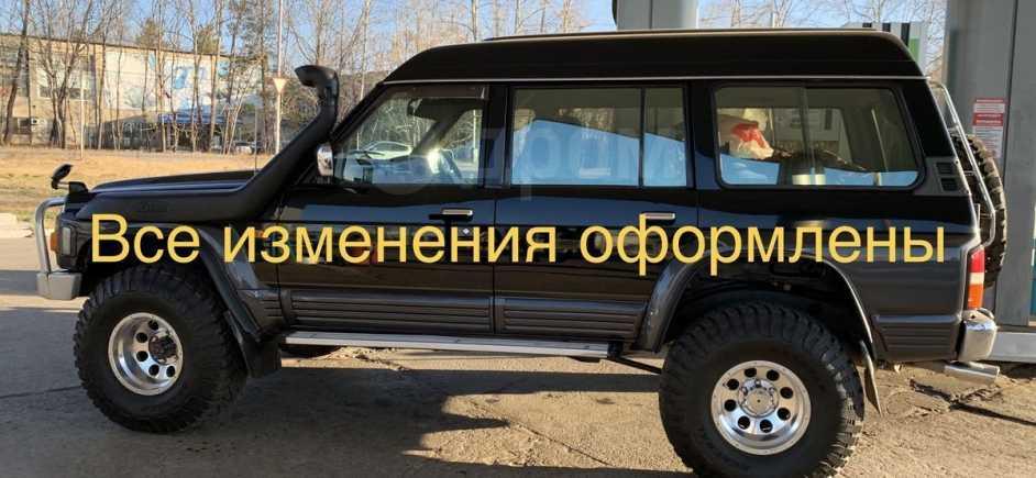 Nissan Safari, 1996 год, 1 300 000 руб.