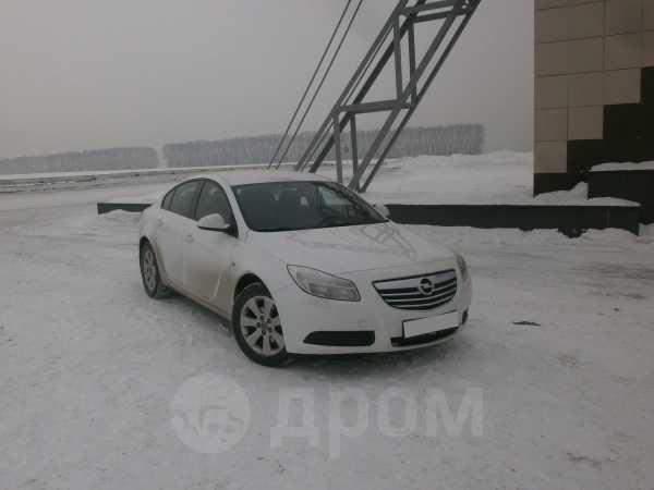 Opel Insignia, 2011 год, 590 000 руб.