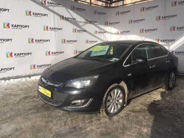 Opel Astra, 2014 год, 547 000 руб.