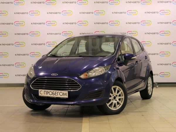 Ford Fiesta, 2016 год, 471 200 руб.