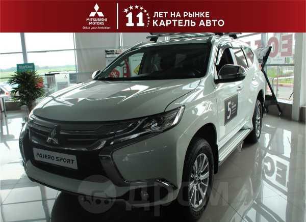 Mitsubishi Pajero Sport, 2019 год, 3 007 000 руб.