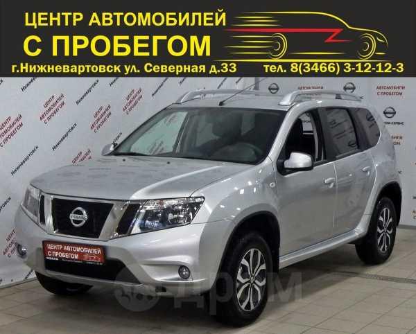 Nissan Terrano, 2018 год, 1 100 000 руб.