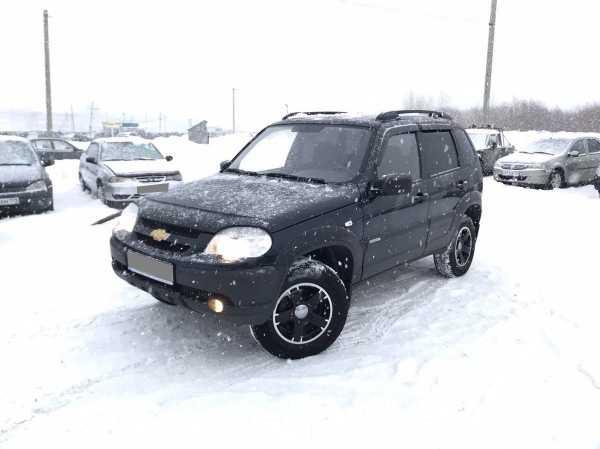Chevrolet Niva, 2012 год, 319 000 руб.