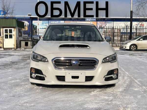 Subaru Levorg, 2014 год, 899 000 руб.