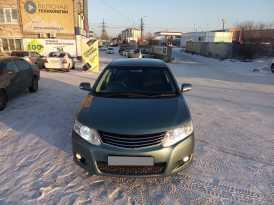 Улан-Удэ Toyota Allion 2008