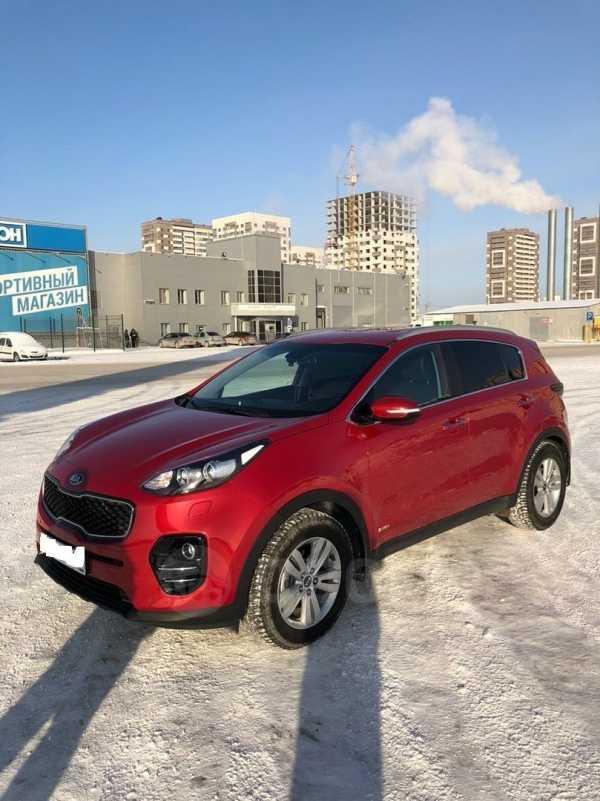 Kia Sportage, 2017 год, 1 500 000 руб.