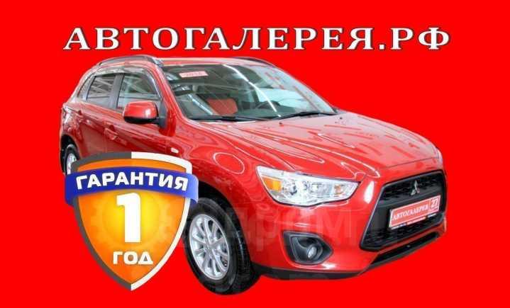 Mitsubishi ASX, 2014 год, 1 098 000 руб.