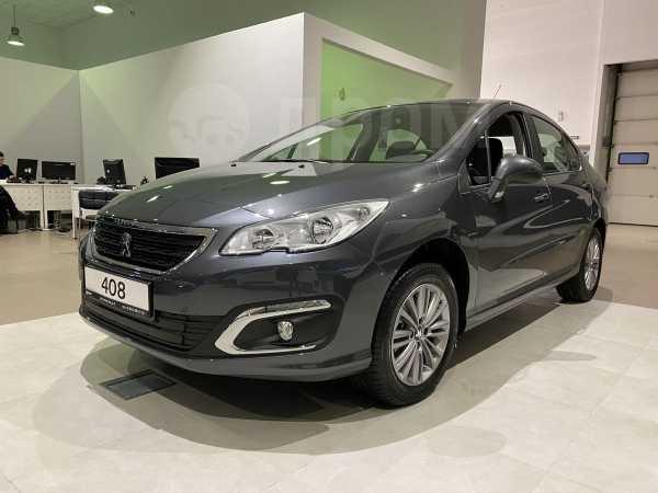Peugeot 408, 2019 год, 1 219 000 руб.