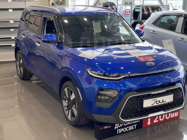 Kia Soul, 2019 год, 1 509 900 руб.