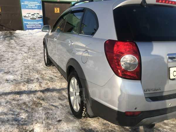 Chevrolet Captiva, 2010 год, 550 000 руб.