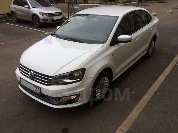 Volkswagen Polo, 2017 год, 599 000 руб.