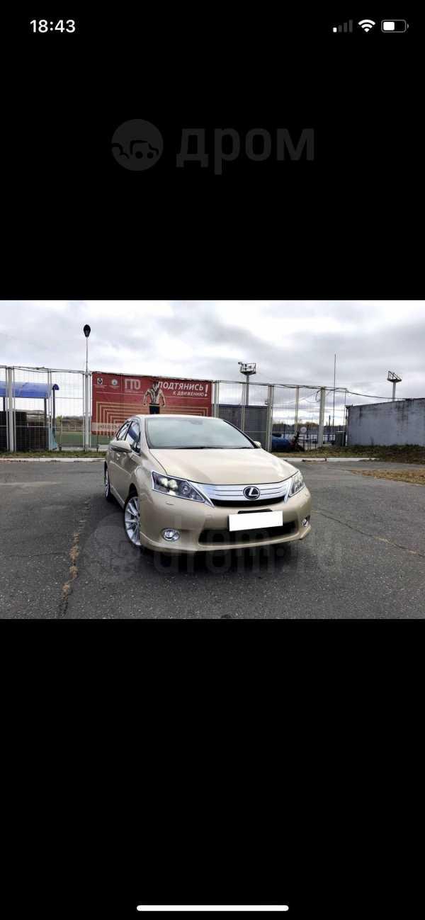Lexus HS250h, 2009 год, 1 000 000 руб.