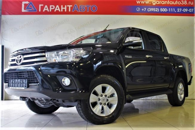 Toyota Hilux Pick Up, 2019 год, 2 564 000 руб.