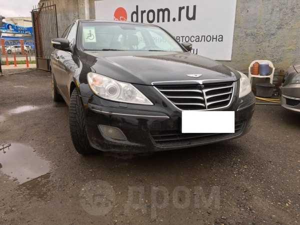 Hyundai Genesis, 2010 год, 599 000 руб.