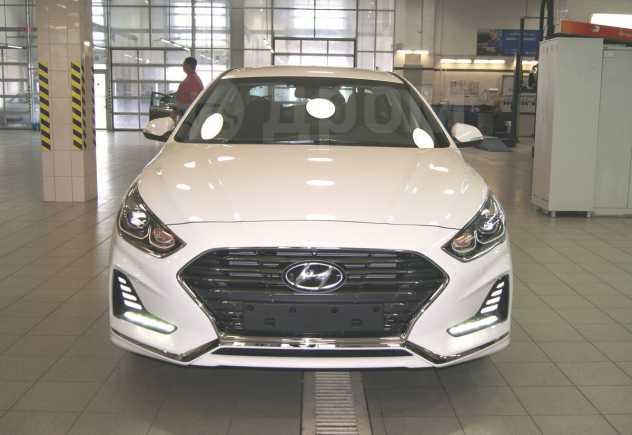 Hyundai Sonata, 2019 год, 1 310 000 руб.