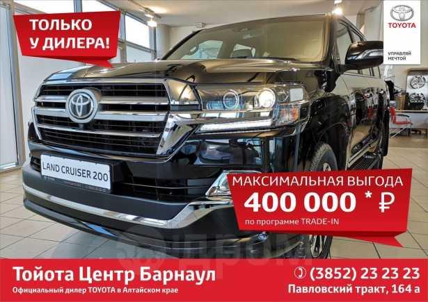 Toyota Land Cruiser, 2019 год, 6 258 000 руб.