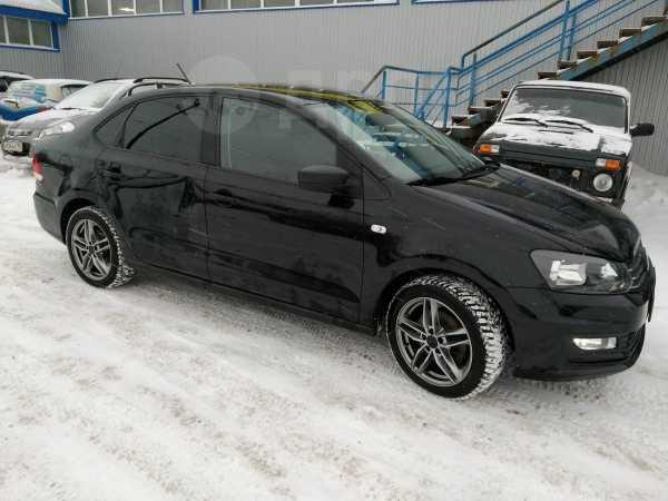 Volkswagen Polo, 2016 год, 629 000 руб.