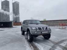 Москва Nissan Patrol 2004