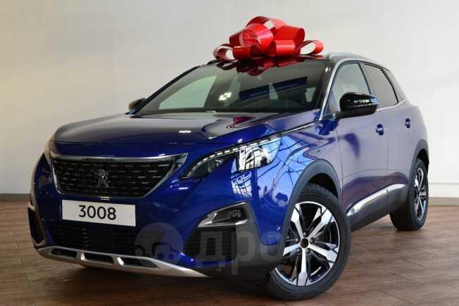 Peugeot 3008, 2019 год, 2 404 000 руб.