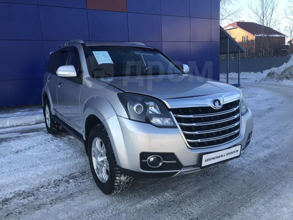 Great Wall Hover H3, 2014 год, 749 000 руб.