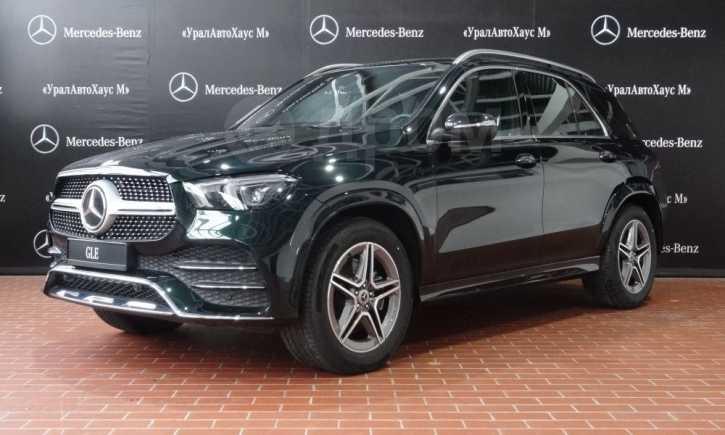 Mercedes-Benz GLE, 2019 год, 5 120 000 руб.