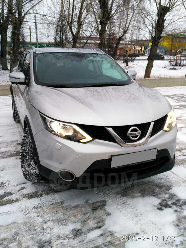 Nissan Qashqai, 2016 год, 1 205 000 руб.