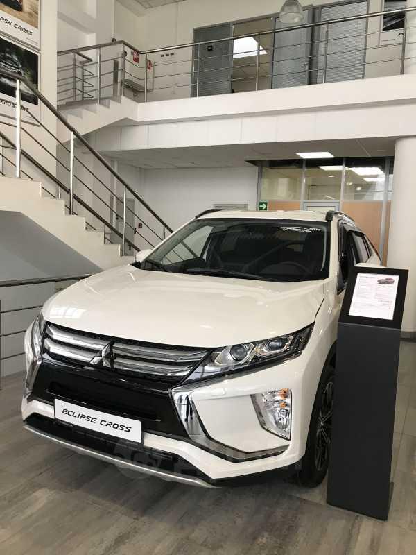 Mitsubishi Eclipse Cross, 2019 год, 1 562 000 руб.