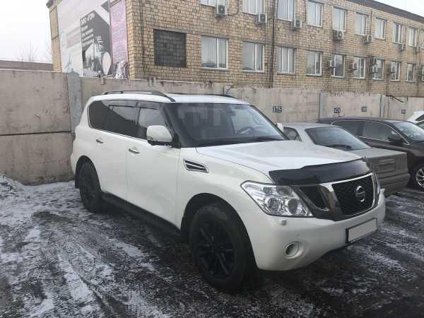 Nissan Patrol, 2010 год, 1 100 000 руб.