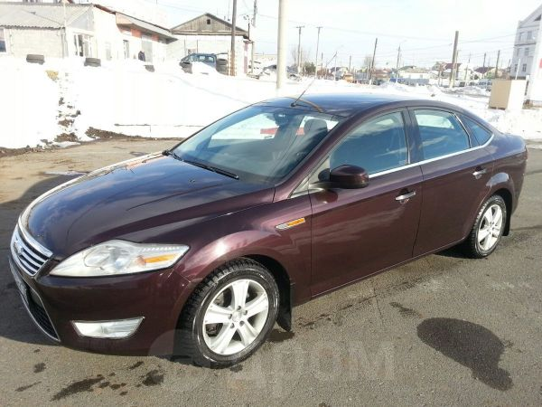 Ford Mondeo, 2008 год, 429 000 руб.