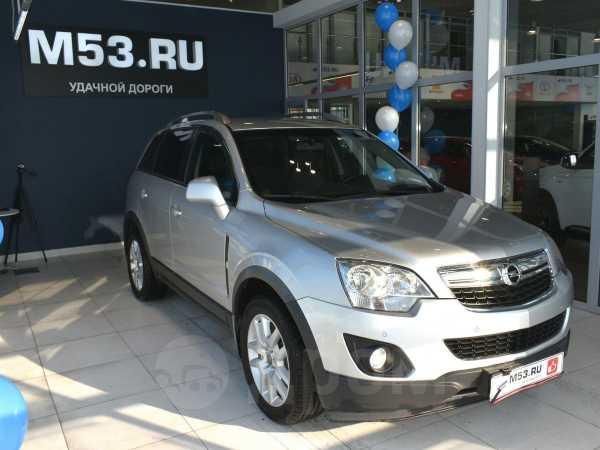 Opel Antara, 2013 год, 759 300 руб.