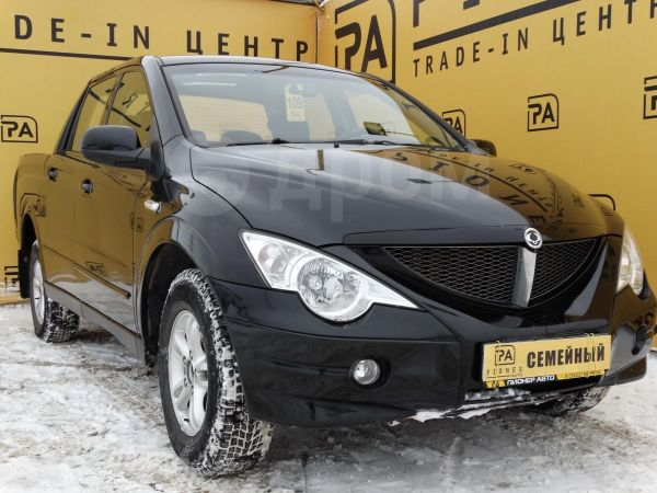 SsangYong Actyon Sports, 2010 год, 440 000 руб.