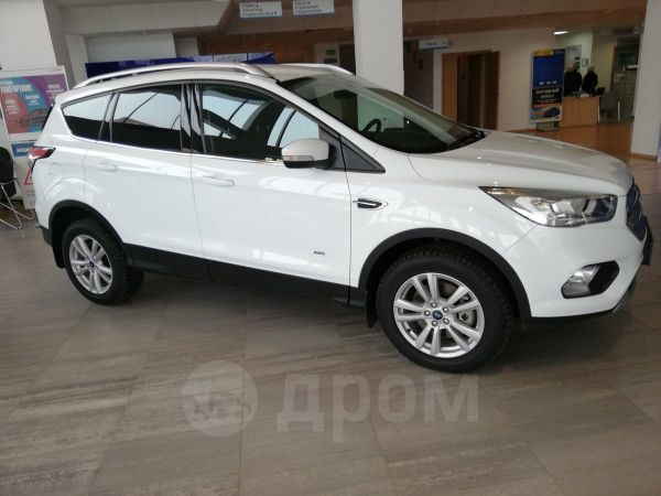 Ford Kuga, 2018 год, 1 450 000 руб.