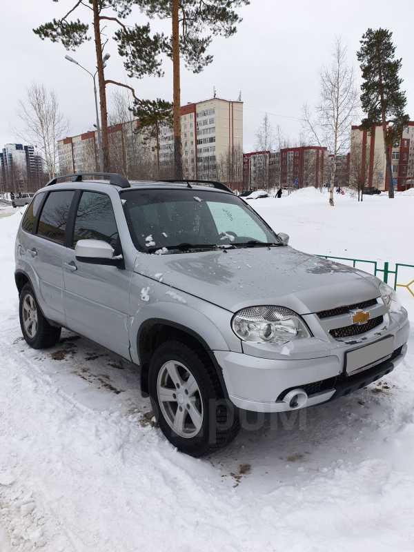 Chevrolet Niva, 2013 год, 320 000 руб.