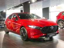 Москва Mazda3 2019