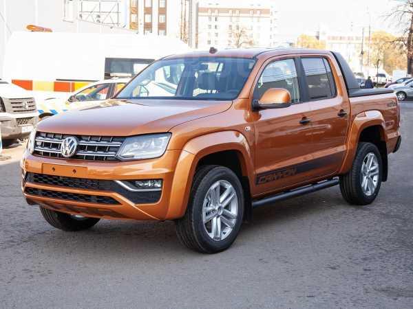 Volkswagen Amarok, 2019 год, 3 755 460 руб.
