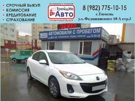 Тюмень Mazda3 2012