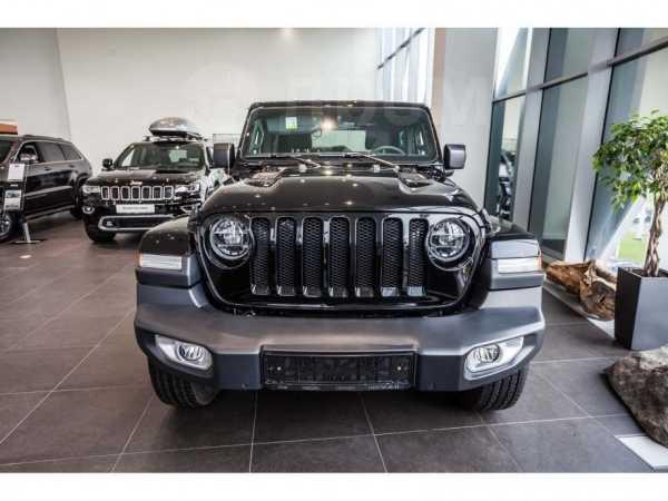 Jeep Wrangler, 2019 год, 4 225 000 руб.