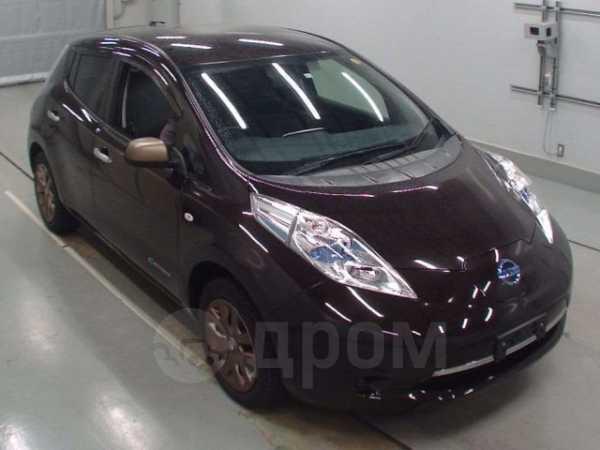 Nissan Leaf, 2016 год, 655 000 руб.