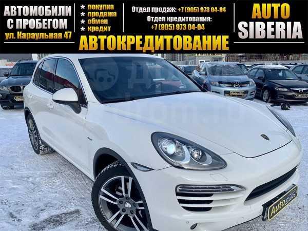 Porsche Cayenne, 2011 год, 1 600 000 руб.