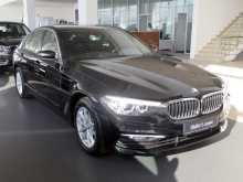 Иркутск BMW 5-Series 2019