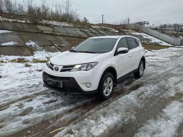 Toyota RAV4, 2013 год, 1 033 000 руб.