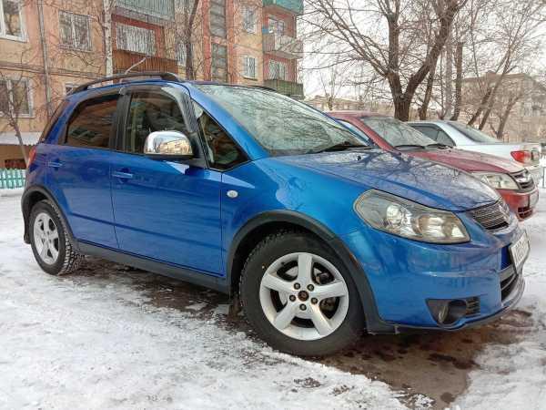 Suzuki SX4, 2006 год, 365 000 руб.