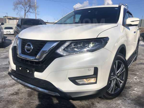 Nissan X-Trail, 2018 год, 1 470 000 руб.