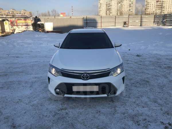 Toyota Camry, 2015 год, 1 110 000 руб.