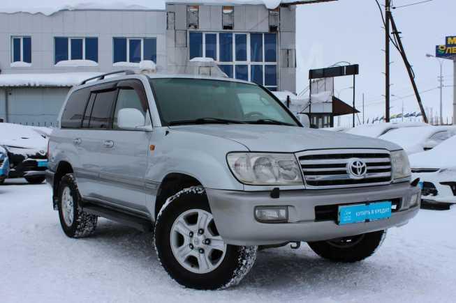 Toyota Land Cruiser, 2005 год, 1 279 000 руб.