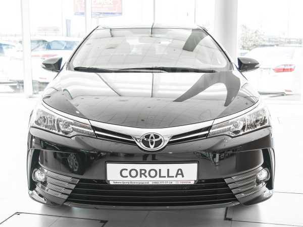 Toyota Corolla, 2019 год, 1 717 000 руб.