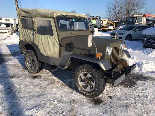 Mitsubishi Jeep, 1984 год, 460 000 руб.