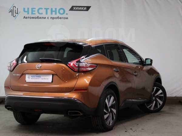 Nissan Murano, 2018 год, 1 970 000 руб.