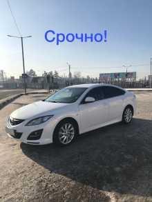 Чита Mazda6 2011
