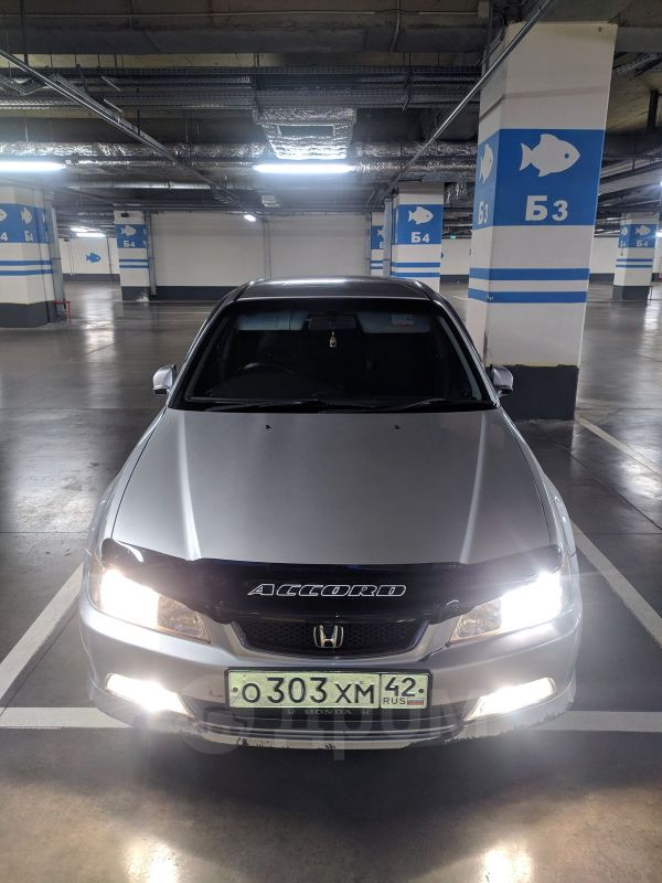 Honda Accord, 2000 год, 275 000 руб.